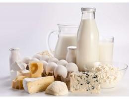 Натуральная молочная продукция