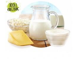 Органическая молочная продукция