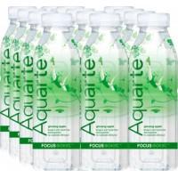 Функциональная вода Aquarte Фокус 0,5л ПЭТ