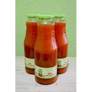 Сок Морковный 1л