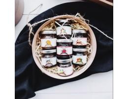 Конфитюры, мёд, мармелад