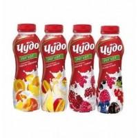 """Йогурт с фруктовым наполнителем """"Чудо"""" в ассортименте, 2,5%, 270г"""