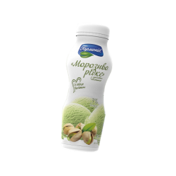 Жидкое мороженое с ароматом фисташки, 300г, 3%