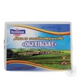 "Масло ""Обуховское"" ТМ ""Лукавиця"" 72,5%"