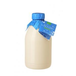 Молоко пастеризованное органическое, 2,5% ТМ Этнопродукт
