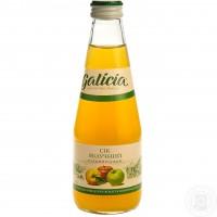 Галиция сок яблоко 0.33л стекло