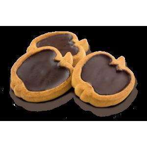 """Печенье """"Райские яблочки"""" с шоколадом"""