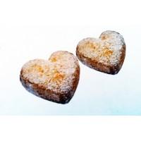 """Печенье """"Лав'ю"""" песочное в сахарной глазури, ТМ Lukas, 1,2кг"""